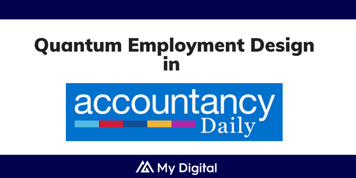 ACCOUNTANCY DAILY: Quantum employment forcing tax and pay admin shift
